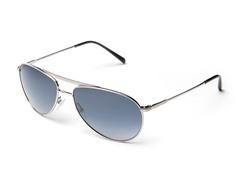 Giorgio Armani Unisex Aviator Sunglasses