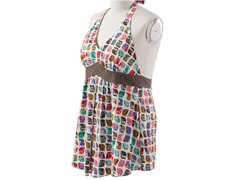 Cahoots Full Figured Apron: 3X