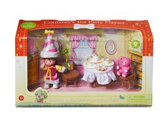 Courtney's Tea Party Playset