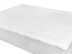 PERMA LOFT™ Cool Wool Blend Mattress Pad - 5 Sizes