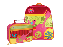 Girls Rock Go-Go Bag & Lunchbox