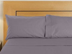 800TC Sheet Set - Purple - Queen