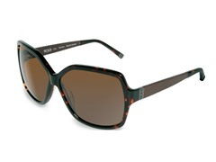 Tumi Polarized Stari Sunglasses, Tortoise