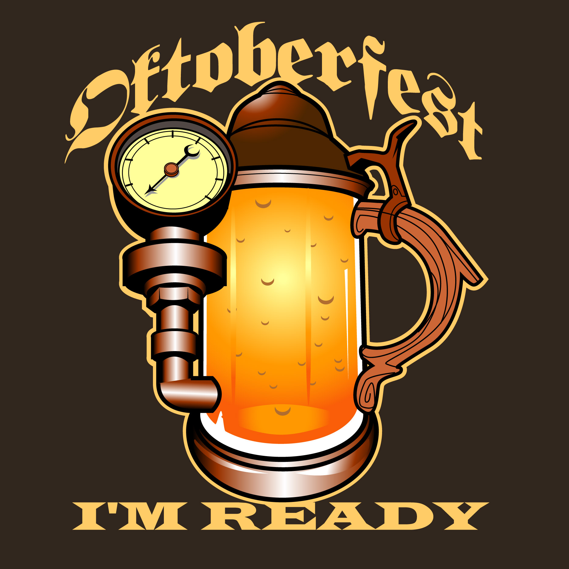 Ready for Octoberfest