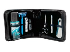8-Piece Men's Manicure and Shave Set