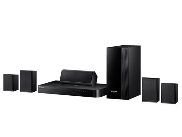 Samsung 5.1CH 1000W Blu-ray Home Theater Sys CE22531C
