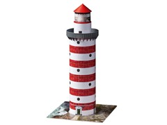216-Piece Lighthouse 3-D Puzzle
