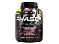 Muscletech Phase8 Protein Chocolate 4.6 lbs