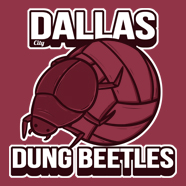 Dallas City Dung Beetles