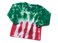 Baby Long Sleeve Tee - Peppermint