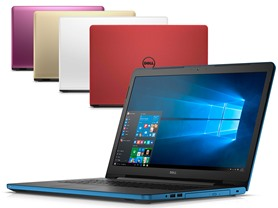 "Dell Inspiron 17.3"" AMD A8 Quad-Core Laptops"