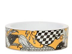 Koi Garden Porcelain Pet Bowl