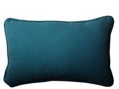 In/Outdoor Aquamarine Pillows-Set of 2
