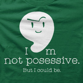 I'm Not Posessive
