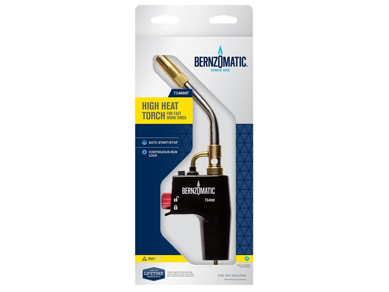 Bernzomatic Trigger Start Torch Head