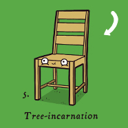 Tree-incarnation