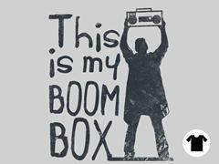 My Boombox
