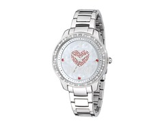 Just Cavalli Shiny Heart Watch