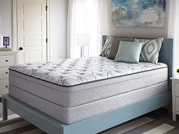 Sealy Uniontown Plush EuroTop Mattresses