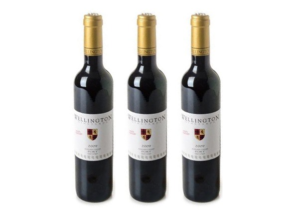 3-Pack Wellington Vineyards Old Vines Port