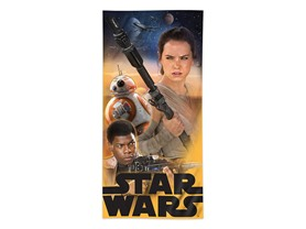 "Disney Star Wars ""Friends of the Force"" Beach Towel"