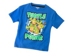 TMNT Tee - Royal Blue (2T-4T)
