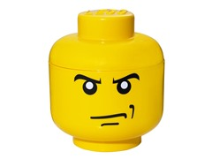 LEGO Angry Man Storage Head