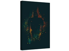 RoBoss Gallery Wrapped Canvas 2-Sizes