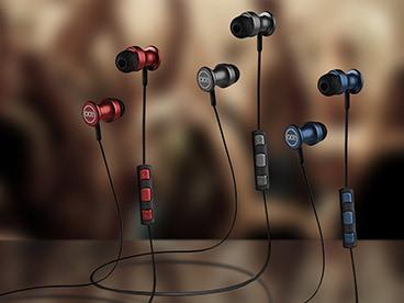 A.Buds Bluetooth Aluminum Earbuds