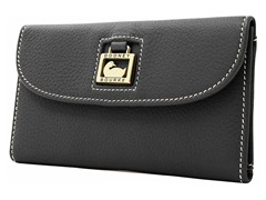 Dillen II Continental Clutch, Black