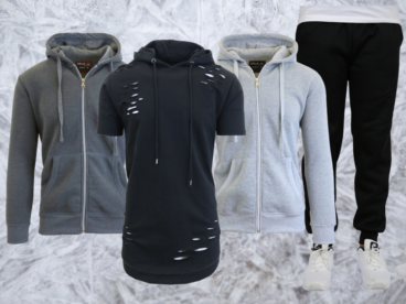 Galaxy by Harvic Hoodies and Jogger Sets