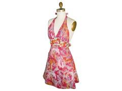Kimono Halter Apron