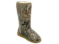 "Women's Mossy Oak 13"" Boots - Duck Blind"