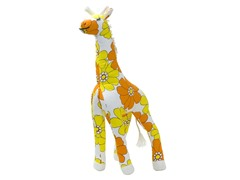 Grady the Giraffe- Yellow Fields