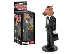 Dashboard Creepy Horse Man Wiggler
