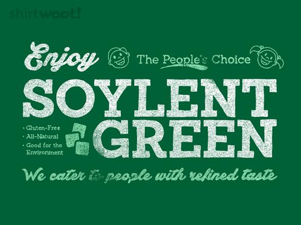 Vintage Soylent Green XQ96825v