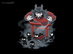 Unstealthiest Ninja: Demon