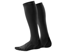 Compression Recovery Socks - Graphite