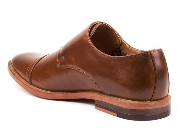 Harrison Men S Monk Strap Dress Shoes