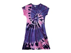 Womens - Purple Pink Dress (S-M)