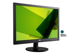 "24"" Full-HD LED Monitor w/Speakers"