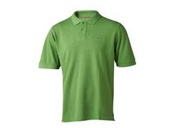 Men's Logo Polo - Key Lime