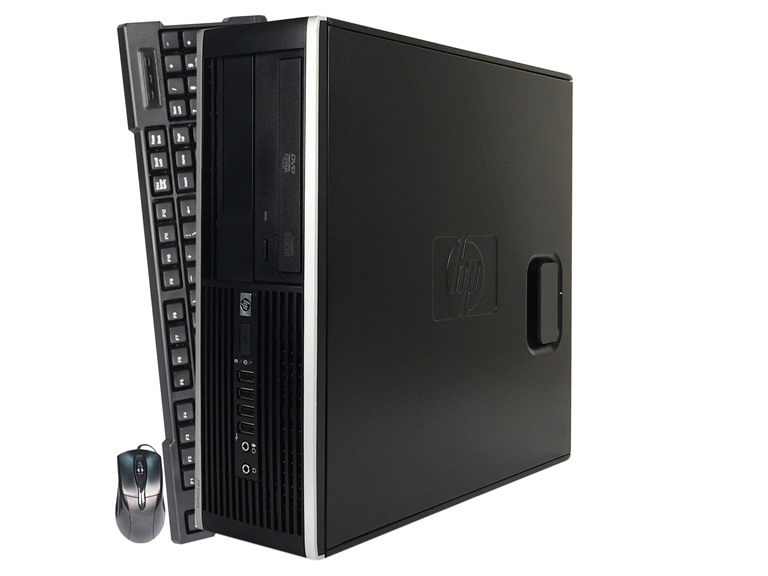 HP 8100 Elite Intel i5 80G+500G Desktop