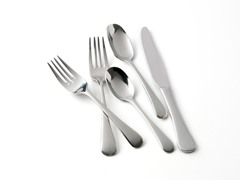 Oneida Chandler 65-Piece Flatware Set