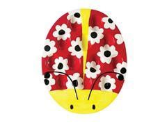 Ladybug Garden Deviled Egg Plate