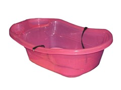 Pup-Tub, Pink