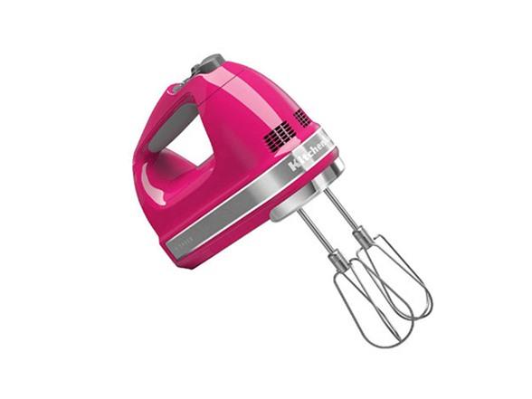 Kitchenaid 7 Speed Digital Hand Mixer 5 Colors