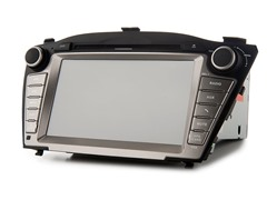 Hyundai Tuscon 2010-13 Direct Fit Multimedia+Navi