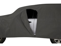 Mid-Size Hatchback Car Cover