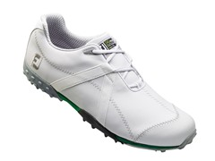 M Project Spikeless Golf Shoe - White